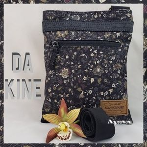 DaKine Crossbody Bag Floral Design Hands Free